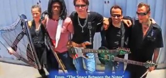 """Steve Vai: """"The Space Between the Notes"""" + 'Stillness In Motion' – Story of Light – Blu-ray – 2019"""