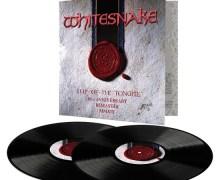 Whitesnake 'Slip of the Tongue' 30th Anniversary Remastered CD/LP