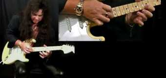 Yngwie Malmsteen 'Picking Techniques' Guitar Lesson