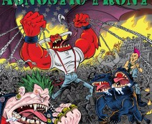 "Agnostic Front 2019 New Album 'Get Loud!'+Song ""Spray Painted Walls"" – CD-LP/Vinyl"
