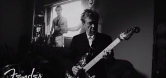 Andy Summers Talks Fender Custom Monochrome Strat w/ Leica Photos – Camera