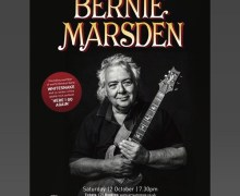 Ex-Whitesnake Guitarist Bernie Marsden @ Roxburgh Hall at Stowe School 2019 Q&A