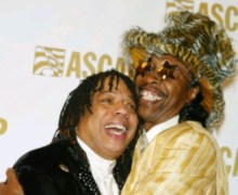 Bootsy Collins, The Last Time Seeing My Boy Rick (James)