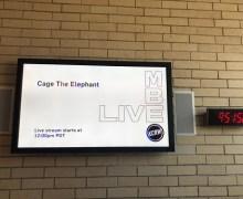 Cage the Elephant: KCRW LIVE STREAM