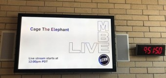 Cage the Elephant: KCRW LIVE STREAM