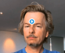 "David Spade, ""My Review Of The Rolling Stones Concert"" 2019 Rose Bowl"