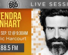Devendra Banhart on Nic Harcourt 88.5 FM 2019