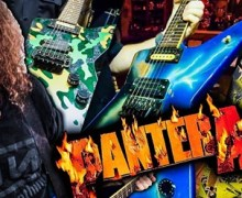 Dimebag Darrell Guitar Collection Unveiled – VIDEO