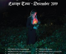 Emily Jane White 2019 Europe Tour – Paris, Brussels, Munich, Stuttgart, Thun, Utrecht….