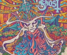 "Ghost 'Seven Inches Of Satanic Panic' ""Kiss The Goat"" 2019"