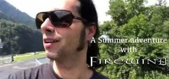 Gus G. Tour Vlog – A Summer Adventure w/ Firewind