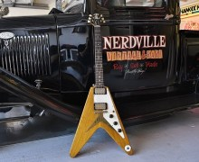 Joe Bonamassa Book 'The Guitars of Nerdville'
