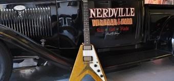 Joe Bonamassa Book 'The Guitars of Nerdville'