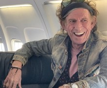 "Keith Richards, ""What an amazing tour!!"" 2019 The Rolling Stones – Miami"