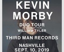 "Kevin Morby, ""Nashville Tomorrow!"" @ Third Man Records – 2019 Tour"