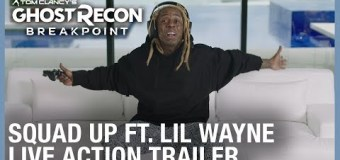Lil Wayne: Tom Clancy's Ghost Recon Breakpoint: Squad Up – Live Action – Snoop Dogg