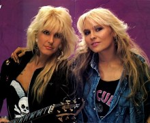 "Lita Ford & Doro Pesch 2020: ""When 2 Queens Join Forces"" – Duet/Album"