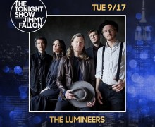 "The Lumineers on Jimmy Fallon – The Tonight Show 2019 – ""Jimmy Sparks"" Official VIDEO"