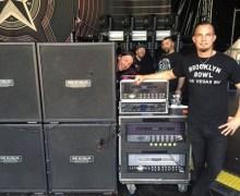 Mesa Boogie: 4×12 Rectifier® Cabinets on 2019 Alter Bridge Tour – New Album/Song/VIDEO