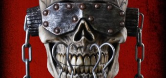 Megadeth: Vic Rattlehead Halloween Mask