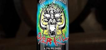 Motörhead Overkill Pilsner via Camerons – Lager – Beer 2019