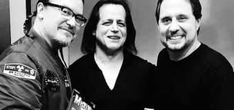 """Dave Lombardo, """"The Misfits Shows Have Been Killer"""" – Madison Square Garden 2019"""
