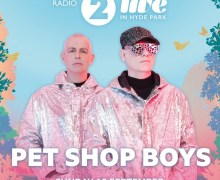 STREAM Pet Shop Boys BBC Radio 2 LIVE BROADCAST 'Live in Hyde Park'
