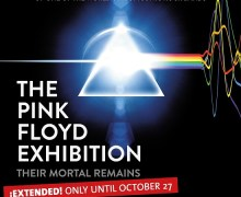 Pink Floyd Their Mortal Remains (TMR)  in Madrid, Spain Extended 6 Weeks