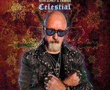 "Rob Halford ""Donner & Blitzen"" Christmas Album 'Celestial' 2019"