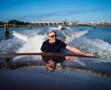 Roger Waters @ 2019 Venice Film Festival – Us + Them – Biennale di Venezia