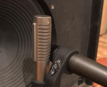 "Royer Dual Mic Clip – 121 – SM57 – ""Perfectly In Phase On 1 Stand!"" – Jackpot Recording Studio"