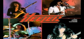 """Ron Keel: Steeler Album Turns 36 + """"COME HELL OR HOLLYWOOD: 1981-82"""""""