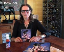 """Steve Vai, """"Stillness In Motion"""" is out TODAY on Blu-Ray 2019 – VIDEO"""
