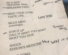 "Tesla, ""We're Adding Different Songs To The Setlist"" 2019 Tour Hampton Beach NY, DC, NC, FL, TX"