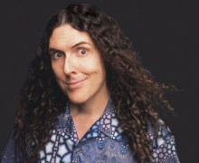 """Weird Al"" Yankovic, ""I just finished writing a screenplay"" 2019"