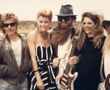 ZZ Top Documentary: Texas, Oklahoma, New York, Virginia, Kansas and Minnesota