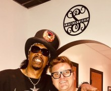 Bootsy Collins: Rebuilding King Records – Lemon Tree Studio