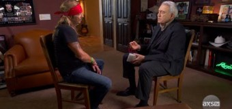Poison's Bret Michaels On The Big Interview w/ Dan Rather 2019