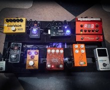 Butch Walker Talks Pedalboard – Guitar Pedals