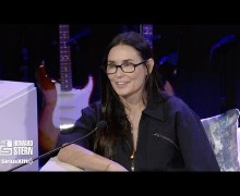 Demi Moore on Howard Stern Show 2019