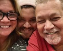 Wolf Posts Pics w/ Eddie Van Halen & Valerie Bertinelli – Family ❤️ 2019