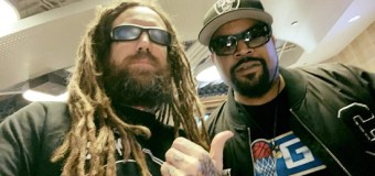 "Brian Head Welch, ""Our old friend Ice Cube"" – Korn 2019"