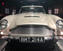 James Bond: The Spy Museum Exhibition in New York – 007 x SPYSCAPE: DRIVEN