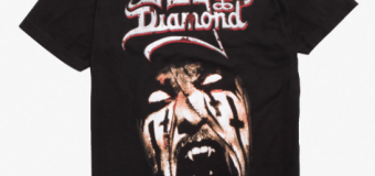 """King Diamond: """"Puppet Master Face"""" Shirt Available Now @ Hot Topic"""