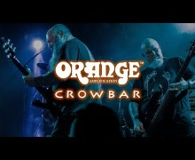 Kirk Windstein Talks Orange Amp – Crush Pro 120 – Dimebag Darrell