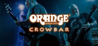 Kirk Windstein Talks Orange Amp – Crush Pro 120 – Dimebag Darrell