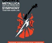 Metallica: Encore Screening Of S&M² w/ San Francisco Symphony – Movie 2019