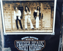 """Richie Kotzen: """"I finished work on my new upcoming record 50 for 50!""""  2019-2020 + Mother Head's…."""