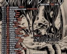Sacred Reich Europe/UK Tour 2019 – Berlin, Warsaw, London, Madrid, Dublin, Milan, Barcelona….