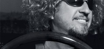 """Sammy Hagar on First Van Halen Rehearsal, """"They'd been up all night waiting for me"""" + Ronnie Montrose"""